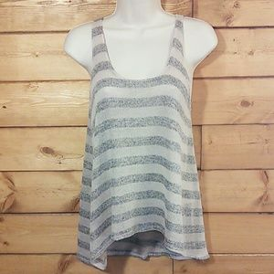 Staring at Stars | Lightweight Striped Knit Tank S